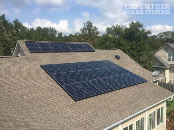 SunPower Solar Panel Installation | Rocky Point, NC