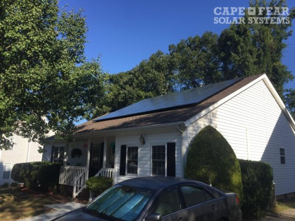 SunPower Solar Panel Install | Durham, NC