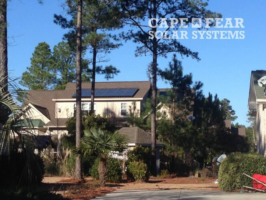 Cape Fear Solar Systems | Solar Electric Panels | Leland, NC