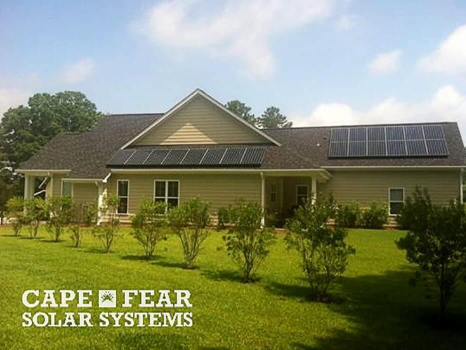 Cape Fear Solar Systems | Wilmington, NC | Solar Home