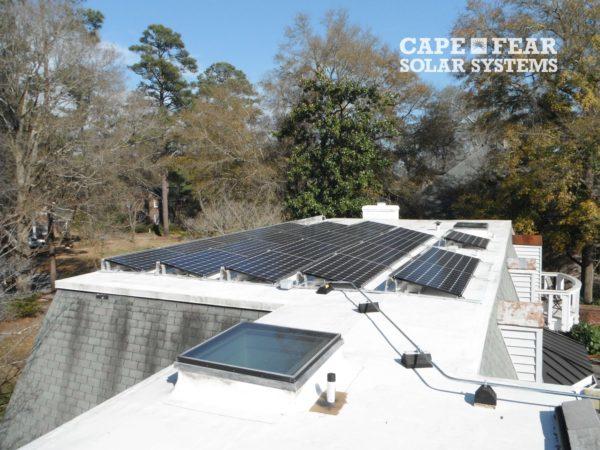 Cape Fear Solar Systems - SunPower Panel System Installation Wilmington, NC