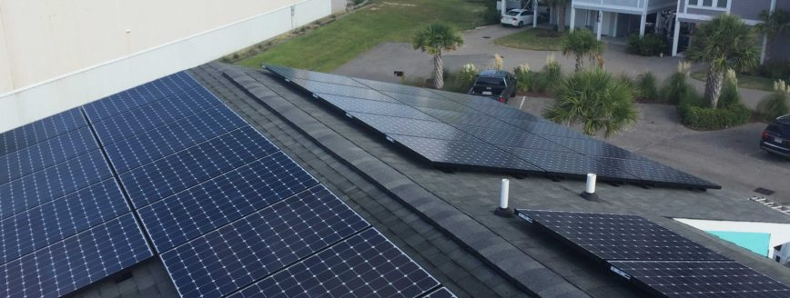 Topsail Island | Solar Business