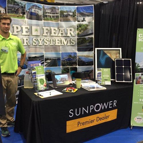 Cape Fear Solar Systems | Wilmington, NC | WCFHBA Home Expo