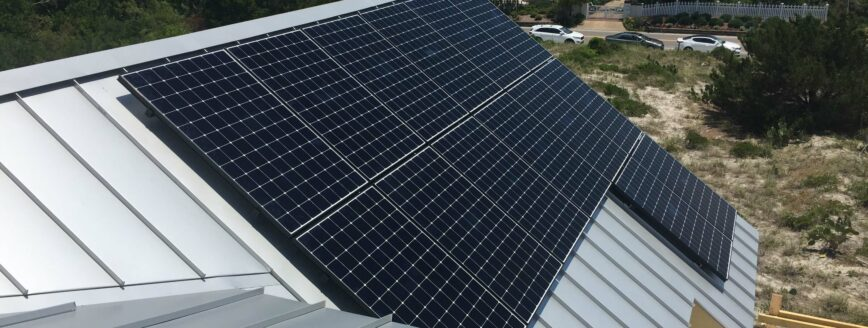 Wrightsville Beach, NC | SunPower Installation