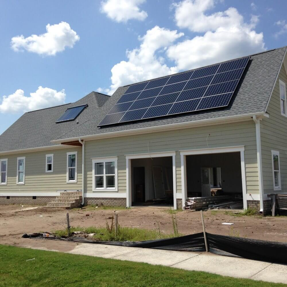 Cape Fear Solar Systems | Wilmington, NC | Solar Home