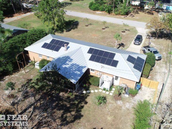 SunPower Solar Panel Install | Wilmington, NC Cape Fear Solar Systems