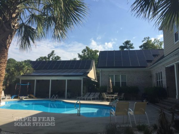 NC's Largest Residential Solar Array
